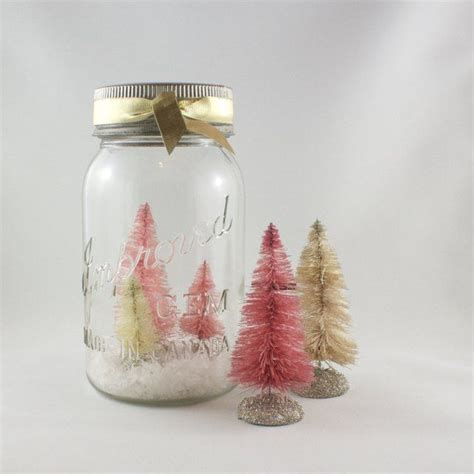 christmas tree water mixture a dips tiny trees into a mixture of and water a few steps later i this