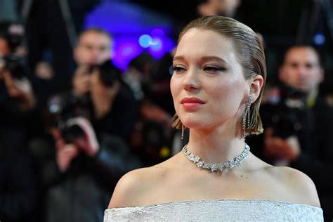 lea seydoux agent l 233 a seydoux returns to james bond inquirer entertainment