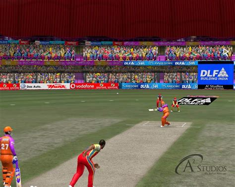 Biggy Ct 150 dlf ipl 4 patch cricket fever for ea sports cricket 07