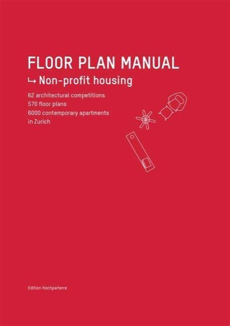 floor plan manual housing floor plan manual non profit housing 9783909928415