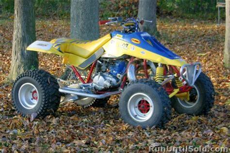 Suzuki Lt 500 Horsepower Suzuki Racer Lt 500r Quadzilla