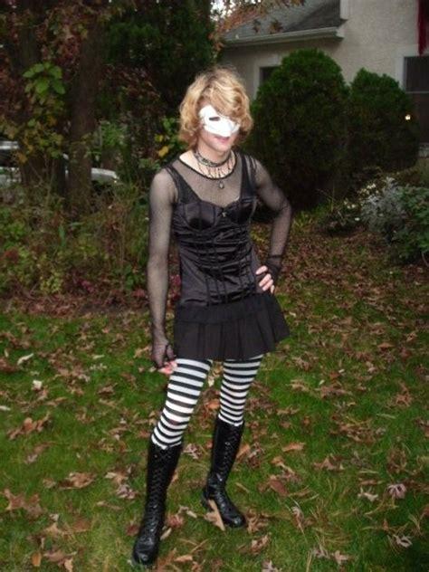 i crossdressed for halloween halloween crossdress by animegirlsdominion on deviantart