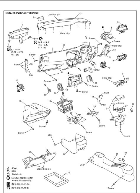 nissan micra wiring diagrams 2003 2005 21 pdf