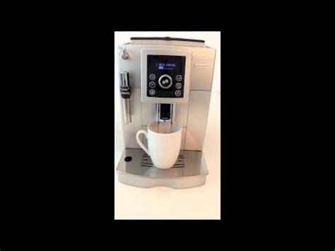 Delonghi Ecam 23420 Sb Test 2521 by Delonghi Magnifica S Ecam 22 110 Coffee Maker Unboxing And