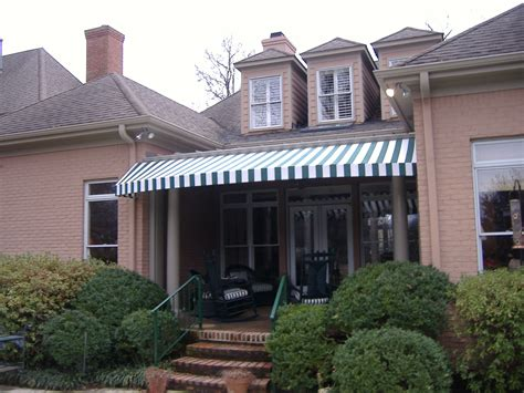 Residential Awnings   Delta Tent & Awning Company