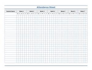 Attendance Sheet Template Word by Search Results For Blank Attendance Sheet Calendar 2015