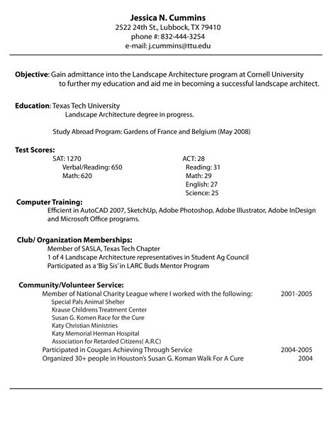 how to build a cv resume resume examples 2017