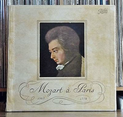mozart biography in french popsike com mozart a paris oubradous french pathe