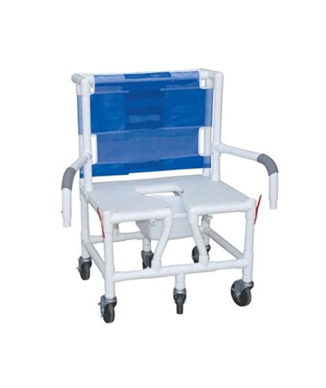 heavy duty chairs with wheels mjm 26 quot commode shower chair with heavy duty save at