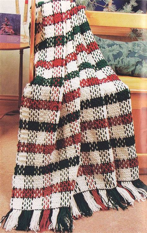 pattern christmas afghan christmas afghan crochet patterns quilt or plaid