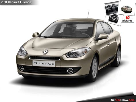 Reno Auto by Car Brand Renault Fluence Model Wallpapers And Images