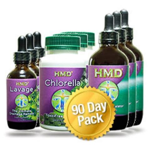 Hmd Detox Uk by Hmd Holdings Ltd Hmd 90 Day Ultimate Detox Pack 3 Of Each