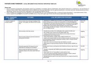 Strategic Plan Implementation Template by Best Photos Of Business Implementation Plan Template