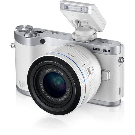 samsung nx mirrorless samsung nx300 mirrorless digital ev nx300zbfuus b h