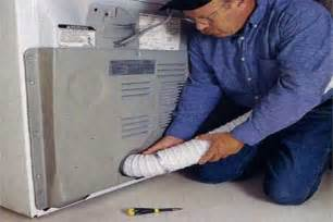 How To Vent A Clothes Dryer How To Upgrade A Dryer Vent This House