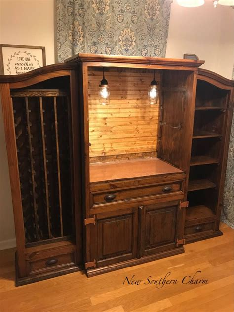 Armoire Bar by Best 25 Armoire Bar Ideas On Home Bar Cabinet
