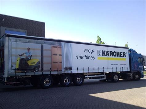 zeil trailer 243 best images about truck advertising on pinterest