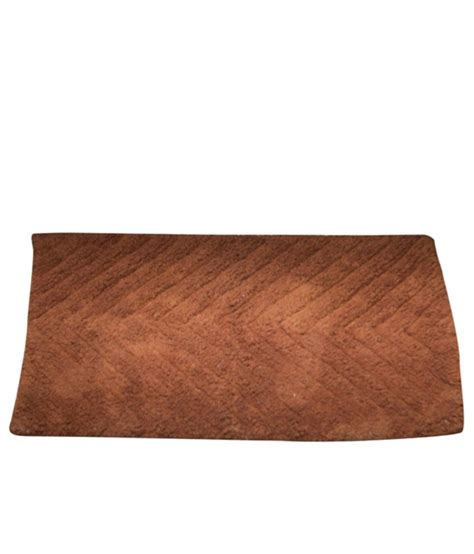 Brown Bathroom Rug House This Brown Bath Rug Small Buy House This Brown Bath Rug Small At Low Price