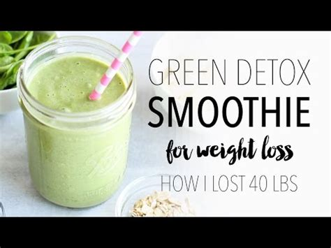 Burning Detox Smoothie by Burning Foods Green Smoothie Recipe For Weight Loss