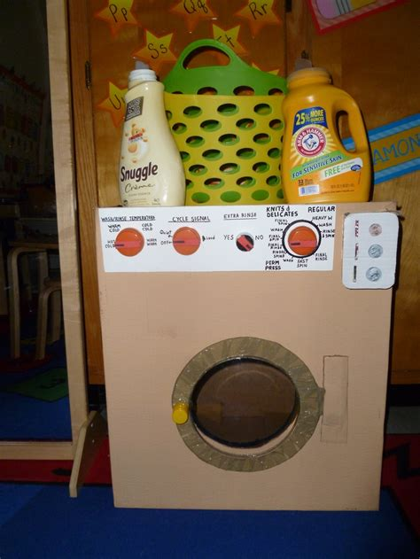 box ideas for preschoolers laundro mat prop box after reading quot knuffle bunny a