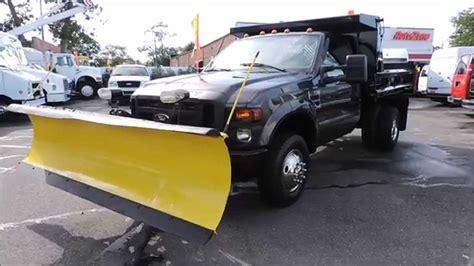 sale  ford   mason dump truck  plow