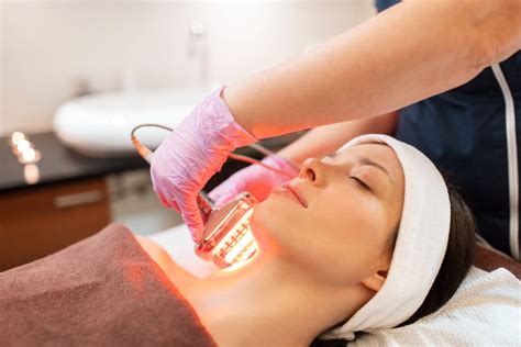 led light therapy bella rose skin care wellness center