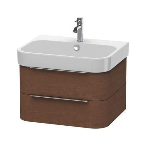 Duravit Toilet Parts Canada by Duravit H26364 Happy D 2 Wall Mounted Vanity Unit American