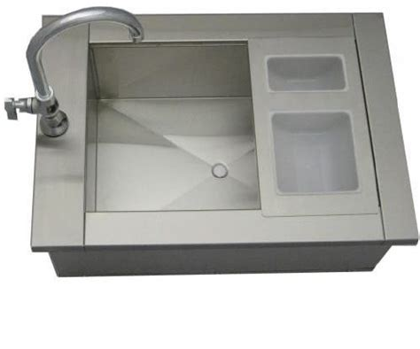 Stainless Steel Wet Bar Pcm Bbq Island Wet Bar With Sink Drop In 15 226 X 24 226