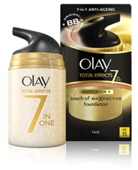 Berapa Olay Total Effect Touch Of Foundation olay total effects cc creams cosmetoscope