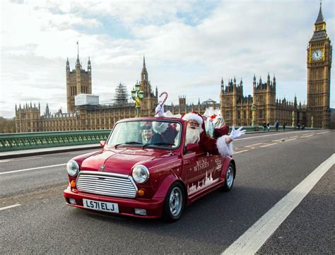 Minis Hit The High St by Hits The Streets Ahead Of A Gala In Aid