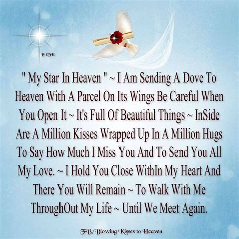 star  heaven missing  pinterest missing  husband      dad