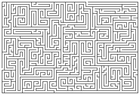 printable free mazes printable mazes www pixshark com images galleries with