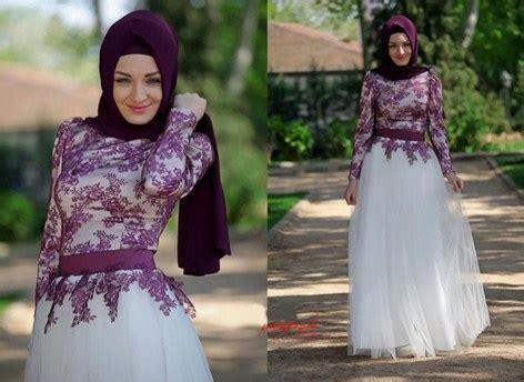 2015 model baju gamis brokat 15 model baju gamis muslim pesta terbaru 2015