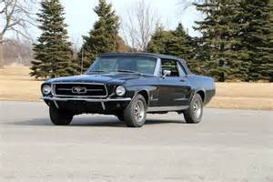 1967 ford mustang convertible 76a