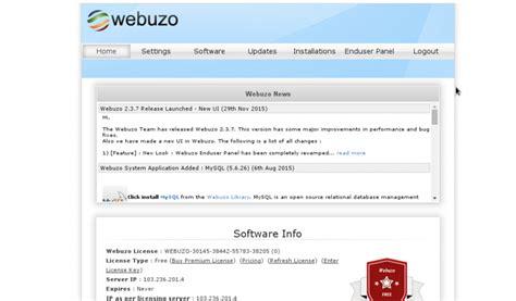 cara membuat nameserver di panel webuzo pada vps idcloudhost memasang panel manajemen pada vps idcloudhost