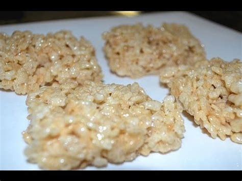 how to make treats how to make rice krispies treats