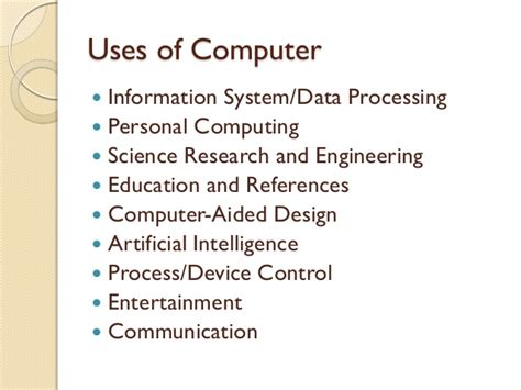data acquisition and process using personal computers books importance of computer literacy