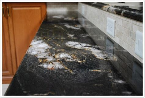 Titanium Black Granite   Denver Shower Doors & Denver