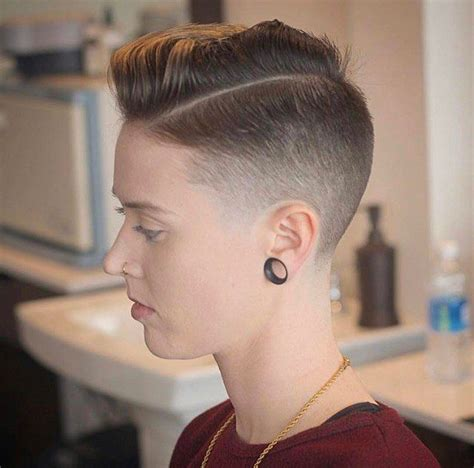 tapered pixie haircut 479 best short faded and tapered images on pinterest