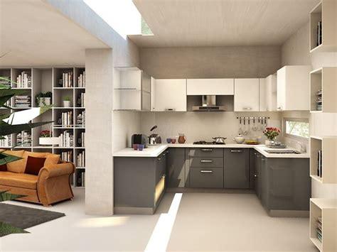 idee per dividere cucina e soggiorno separare la cucina dal soggiorno arredamento casa come