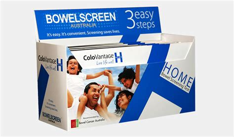 bowel cancer screening test kit reducing your risk