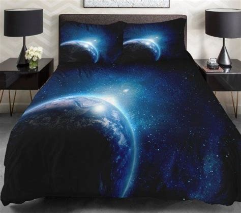 galaxy bedding full galaxy quilt cover galaxy duvet cover galaxy sheets space