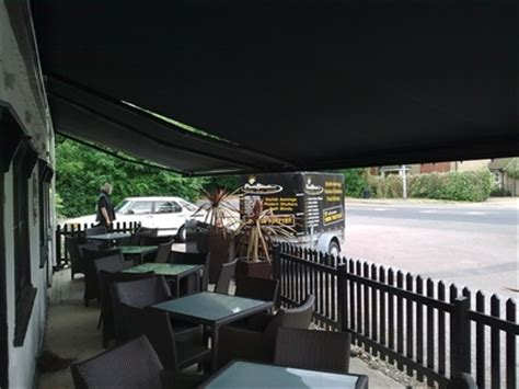 sanderson awnings posh blinds in peterborough blinds and canopies the