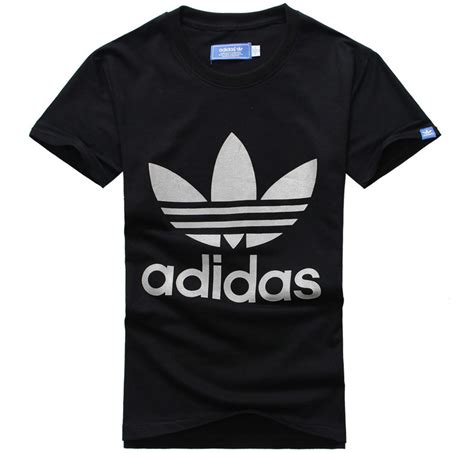 Adidas T Shirt Tshirt Black sold gt adidas black and white t shirt adidas clothing junior