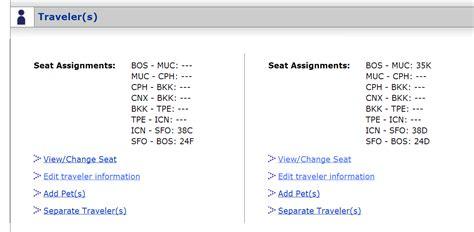 select seats lufthansa seat selection on lufthansa and thai airways asthejoeflies