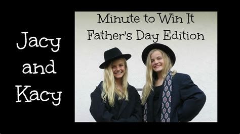 minute to win it challenges to do at home minute to win it challenge s day edition jacy