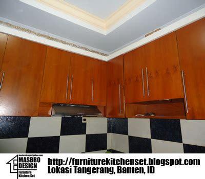 Multiplek Tangerang pesan furniture kitchen set