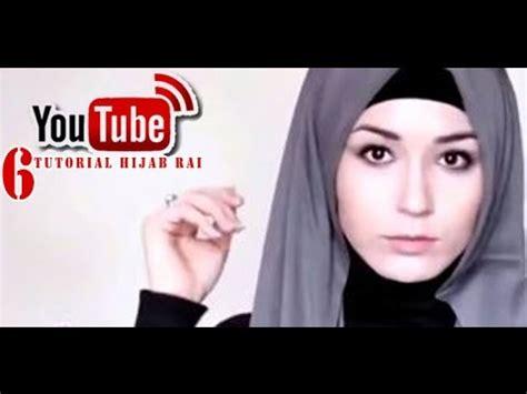 tutorial hijab paris masa kini tutorial hijab rai 6 hijab terbaru masa kini youtube