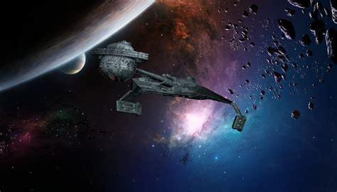 klingon battle cruiser wallpaper wallpapers pictures