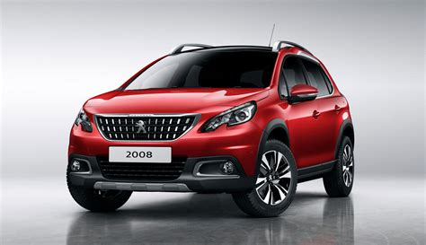 brand peugeot peugeot 2008 the compact version of the suv of the